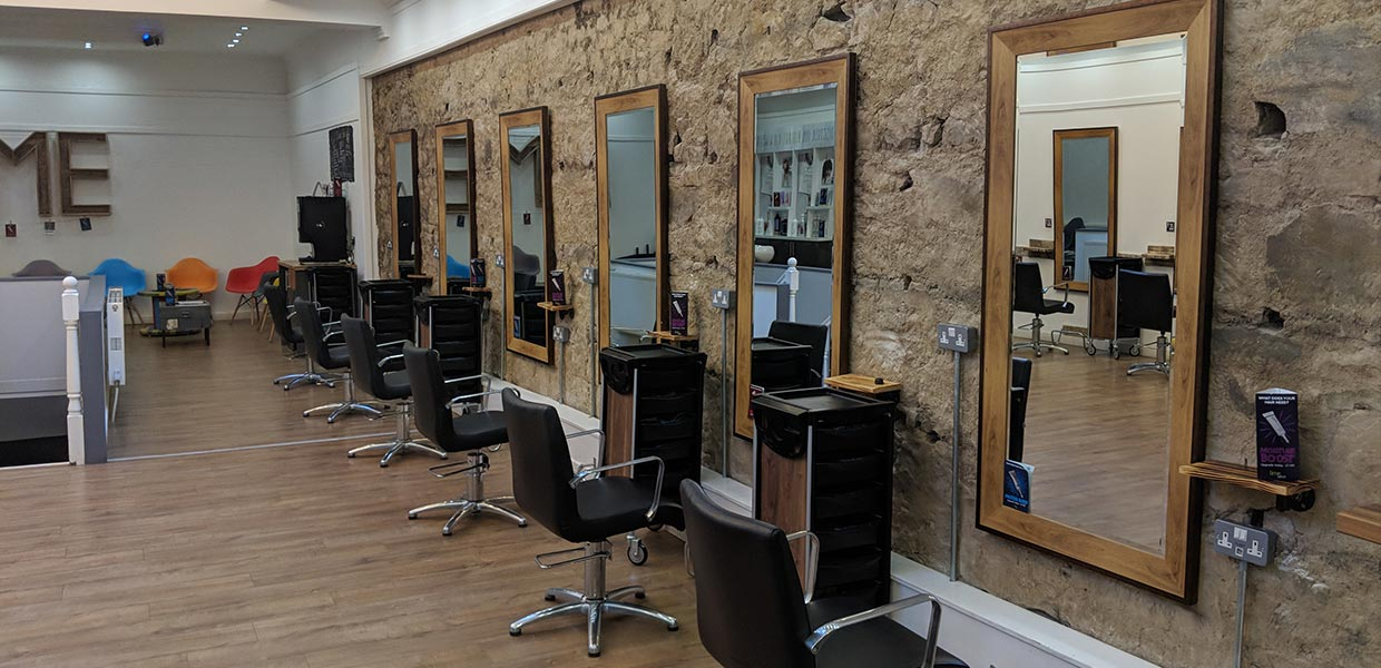 Lime Salon Dunfermline Hair