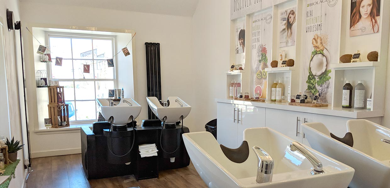Lime Salon Inverkeithing Salon Hair