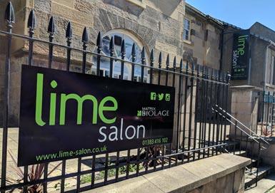 Lime Salon Inverkeithing