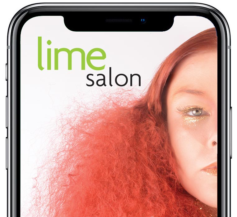 Lime Salon App