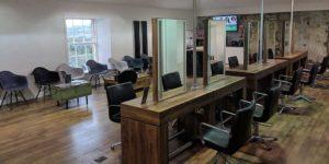 Lime Salon Inverkiething Makeover