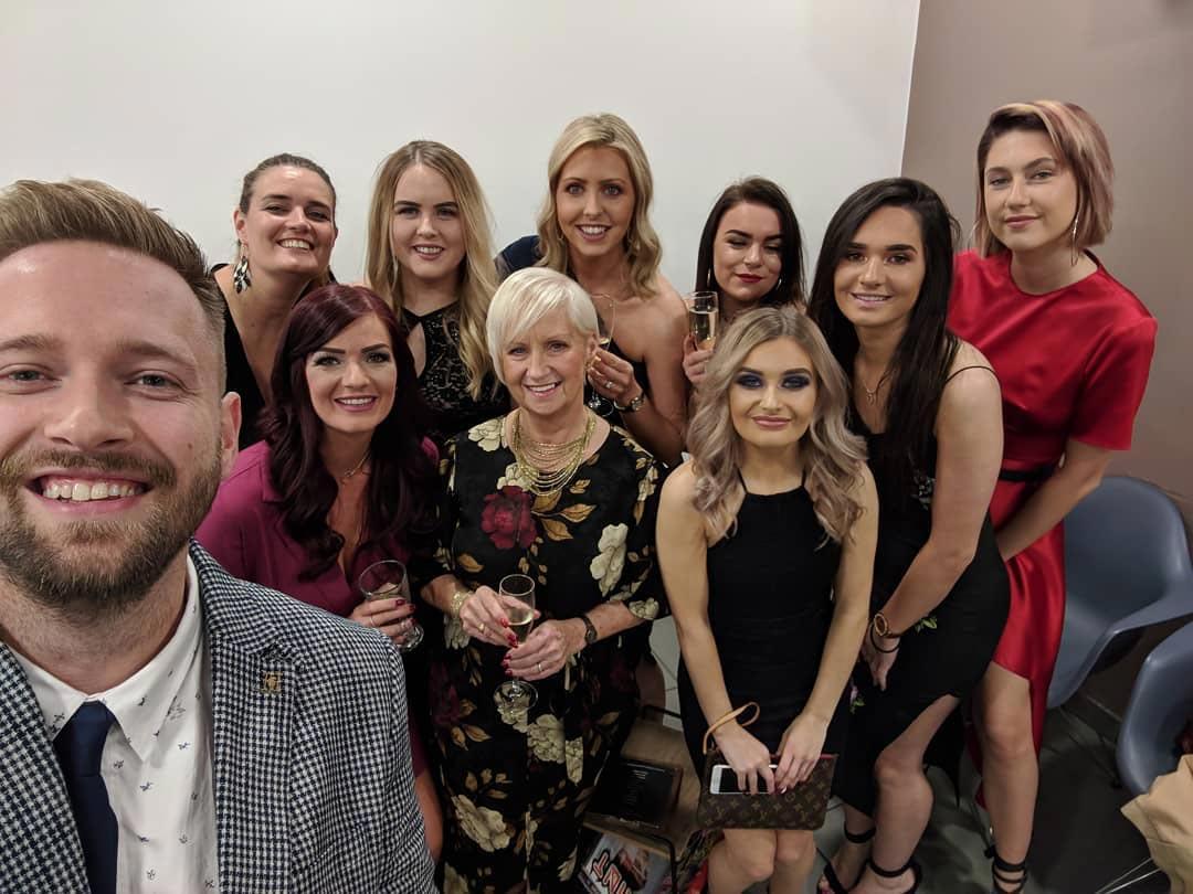 Lime Salon Falkirk wins award